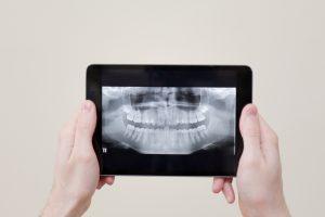 Digitale Zahnarztpraxis